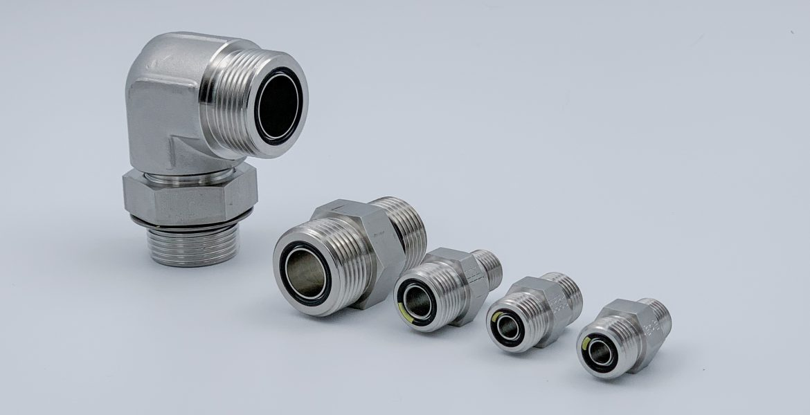 How to Reduce Waste with O-Ring Face Seals (ORFS) Tube Fittings